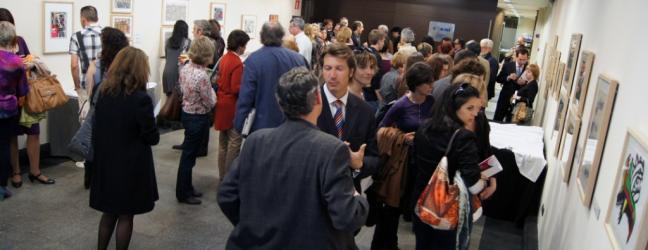 Inauguración de la exposición Visiones y visionarios