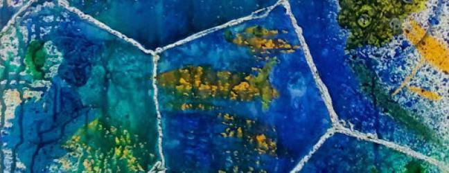 Primer premio pintura, concurso El balón de óleo, organizado por taller Contodoarte de Fundación Dalma